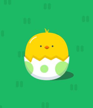 卵っぽくなりました